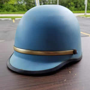 1960's-70's Chicago Police 15th District Riot Helmet