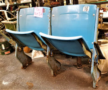 Load image into Gallery viewer, Pair Of Soldier Field Baseball Stadium Seats