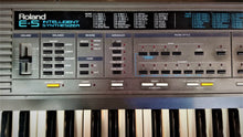 Load image into Gallery viewer, Roland E-5 Keyboard w/ Carrying Bag & Power Cable
