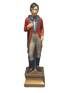 18th Century Gentleman Figure