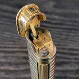 Dunhill 18K Solid Gold Two-Tone Lighter