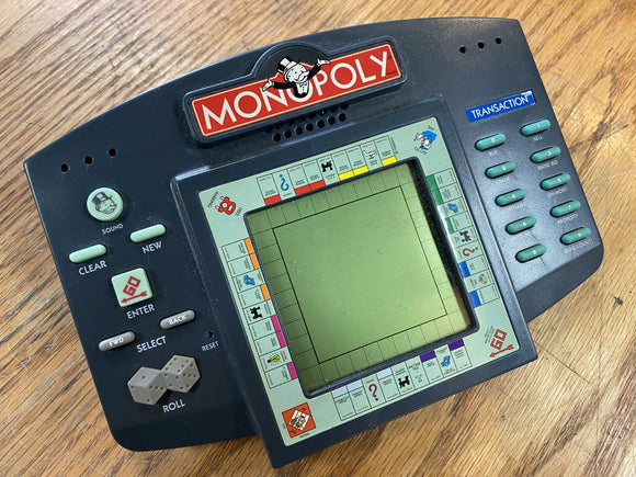 Monopoly Hand-Held Game