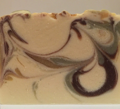 Eucalyptus, Lemongrass and Cinnamon Soap