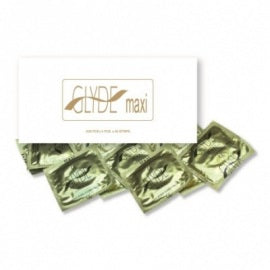 Glyde Maxi Condoms 100