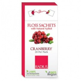 Floss Sachets Cranberry
