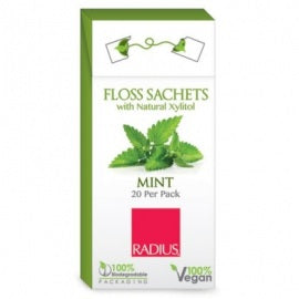 Floss Sachets Mint