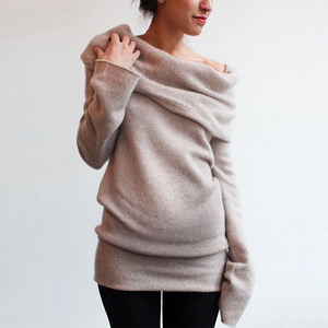 Maternity Fashion Slim-Fit T-Shirt Long-Sleeved Sweater