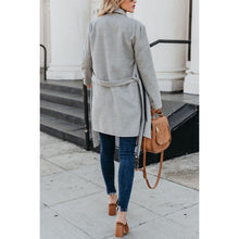 Load image into Gallery viewer, Maternity Casual solid color all-match trench coat
