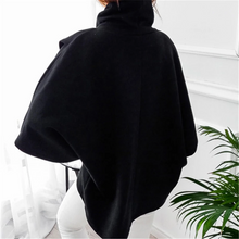 Load image into Gallery viewer, Maternity Winter Warm Bat Sleeve Sweatershirts