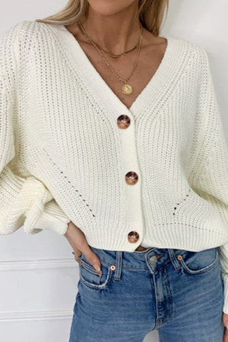 Maternity Fashion casual solid color sweater