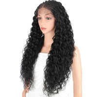 Abbie Braided Wig - 28 Inches-Wig-Hair Extensions & Wigs
