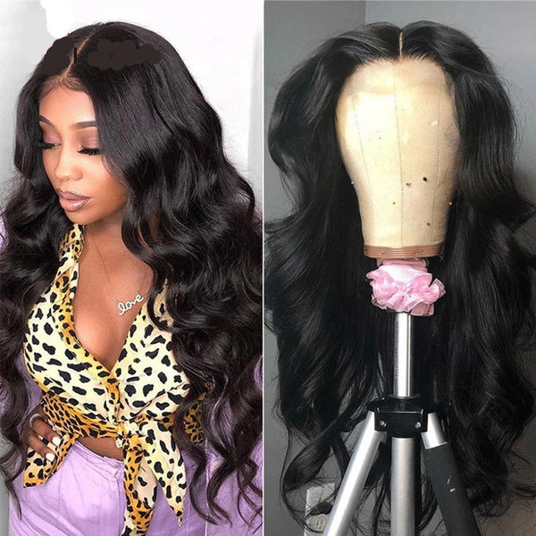 Body Wave Malaysian Human Hair Wig-Wig-online-hair-extensions-wigs.com