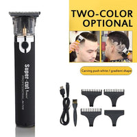 Budha Hair Trimmer With Clippers-Hair Trimmer-online-Black Super Cut Trimmer-hair-extensions-wigs.com