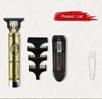 Budha Hair Trimmer With Clippers-Hair Trimmer-online-Budha US PLUG-hair-extensions-wigs.com
