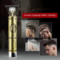 Budha Hair Trimmer With Clippers-Hair Trimmer-online-hair-extensions-wigs.com