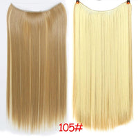 Hair Extensions, 24 Inch Invisible Wire Hair Extensions-Hair Extensions-online-105-hair-extensions-wigs.com