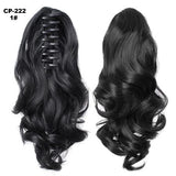 Ponytail Hair Extensions, Clip-in Ponytail Extensions-Hair Extensions-online-1-hair-extensions-wigs.com