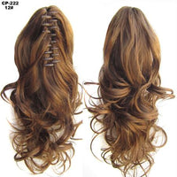 Ponytail Hair Extensions, Clip-in Ponytail Extensions-Hair Extensions-online-12-hair-extensions-wigs.com