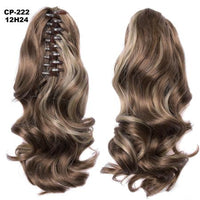 Ponytail Hair Extensions, Clip-in Ponytail Extensions-Hair Extensions-online-12H24-hair-extensions-wigs.com