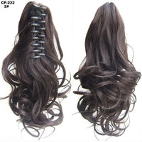 Ponytail Hair Extensions, Clip-in Ponytail Extensions-Hair Extensions-online-2-hair-extensions-wigs.com