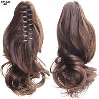 Ponytail Hair Extensions, Clip-in Ponytail Extensions-Hair Extensions-online-4-hair-extensions-wigs.com