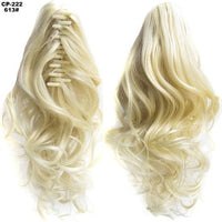 Ponytail Hair Extensions, Clip-in Ponytail Extensions-Hair Extensions-online-613-hair-extensions-wigs.com