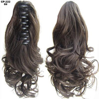Ponytail Hair Extensions, Clip-in Ponytail Extensions-Hair Extensions-online-8-hair-extensions-wigs.com