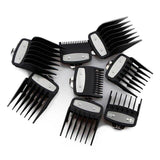 Professional Hair Clippers 8 Pcs/Set-Hair Clippers-online-Black-hair-extensions-wigs.com