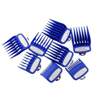 Professional Hair Clippers 8 Pcs/Set-Hair Clippers-online-Blue-hair-extensions-wigs.com
