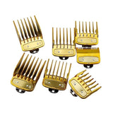 Professional Hair Clippers 8 Pcs/Set-Hair Clippers-online-Gold-hair-extensions-wigs.com