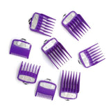 Professional Hair Clippers 8 Pcs/Set-Hair Clippers-online-Purple-hair-extensions-wigs.com