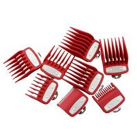Professional Hair Clippers 8 Pcs/Set-Hair Clippers-online-Red-hair-extensions-wigs.com