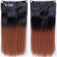 Rio Curly Clip-In Hair Extensions-Hair Extensions-online-#18-hair-extensions-wigs.com