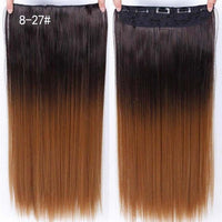 Rio Curly Clip-In Hair Extensions-Hair Extensions-online-#24-hair-extensions-wigs.com