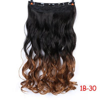 Rio Curly Clip-In Hair Extensions-Hair Extensions-online-#3-hair-extensions-wigs.com