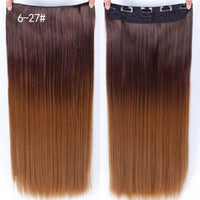 Rio Curly Clip-In Hair Extensions-Hair Extensions-online-#30-hair-extensions-wigs.com