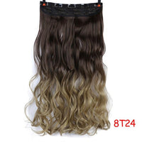 Rio Curly Clip-In Hair Extensions-Hair Extensions-online-#4-hair-extensions-wigs.com