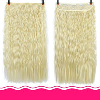 Rio Curly Clip-In Hair Extensions-Hair Extensions-online-4/30HL-hair-extensions-wigs.com