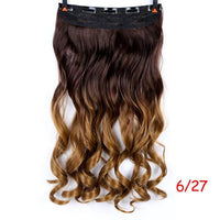 Rio Curly Clip-In Hair Extensions-Hair Extensions-online-#5-hair-extensions-wigs.com