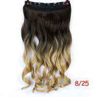 Rio Curly Clip-In Hair Extensions-Hair Extensions-online-#6-hair-extensions-wigs.com