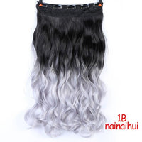 Rio Curly Clip-In Hair Extensions-Hair Extensions-online-#8-hair-extensions-wigs.com