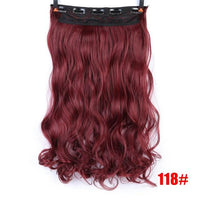 Rio Curly Clip-In Hair Extensions-Hair Extensions-online-P4/30-hair-extensions-wigs.com