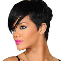 Synthetic Wig Natural Black Hair-Wig-online-hair-extensions-wigs.com
