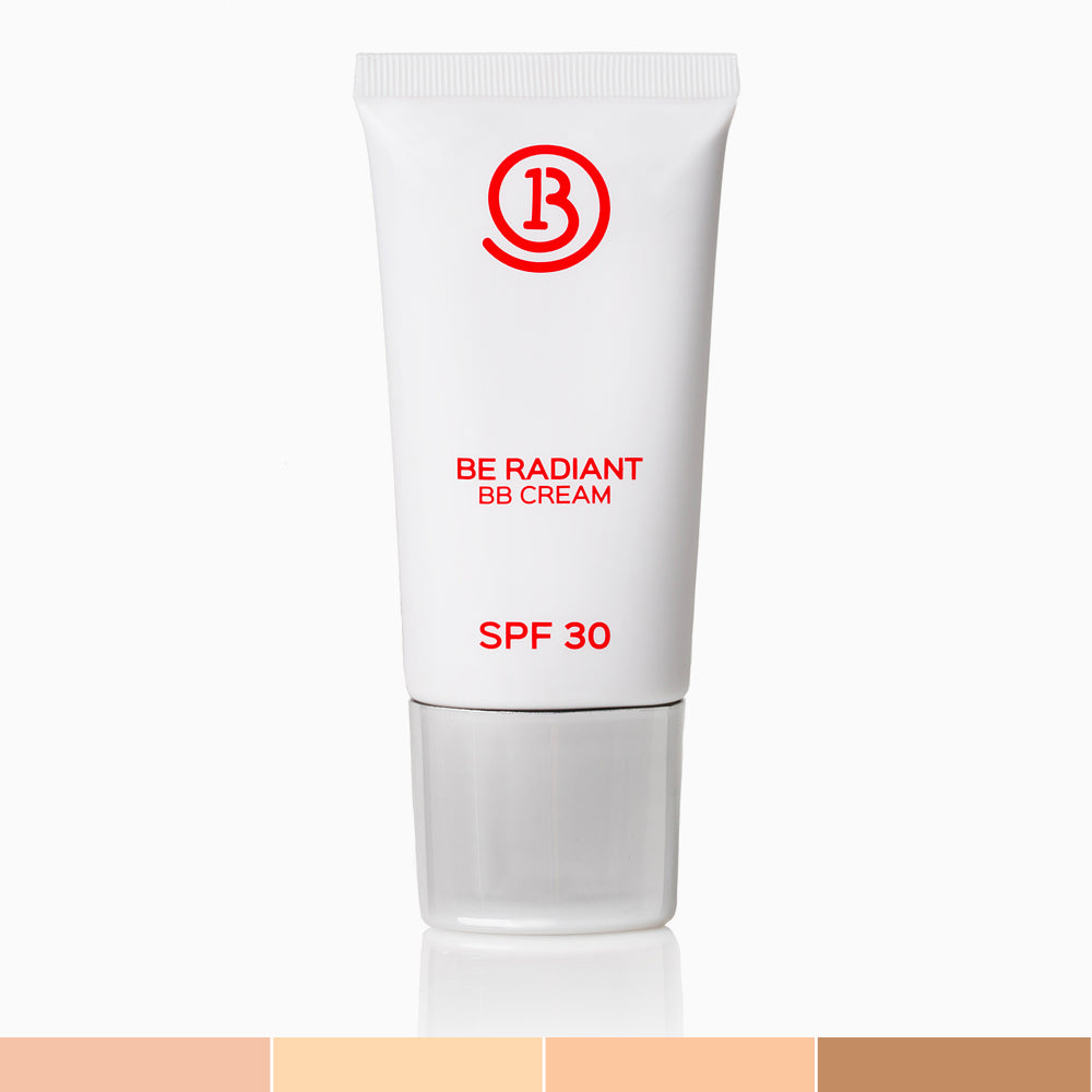 BE RADIANT BB CREAM