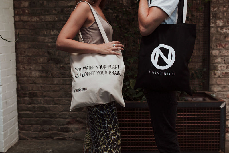 NOOcarry | Sustainable Canvas Totes - THINKNOO