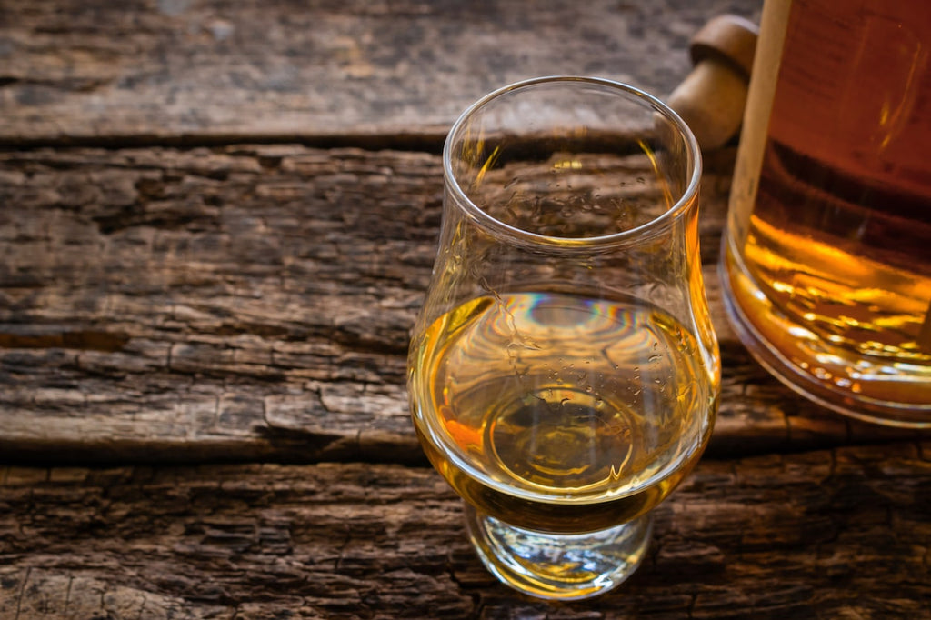 10 whiskeys by Americans