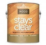 Stays Clear Acrylic Urethane Clear Coat