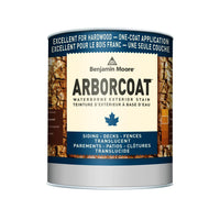 ARBORCOAT WB Stain-Translucent Flat (Y623)