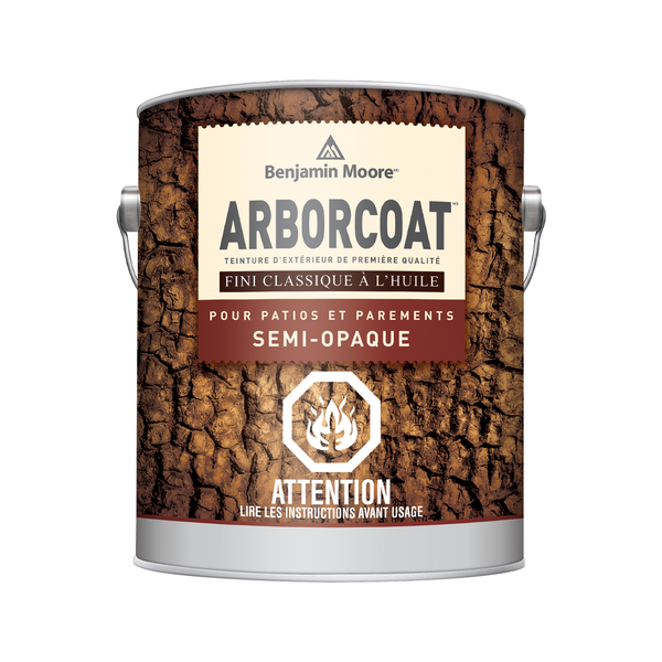 ARBORCOAT Semi Solid Classic Oil Finish Flat (K329)
