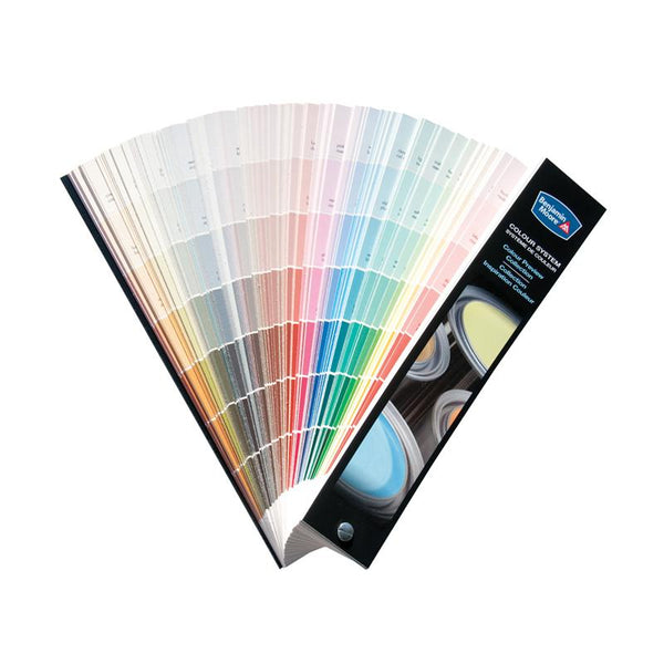 Benjamin Moore Color Preview Fan Deck